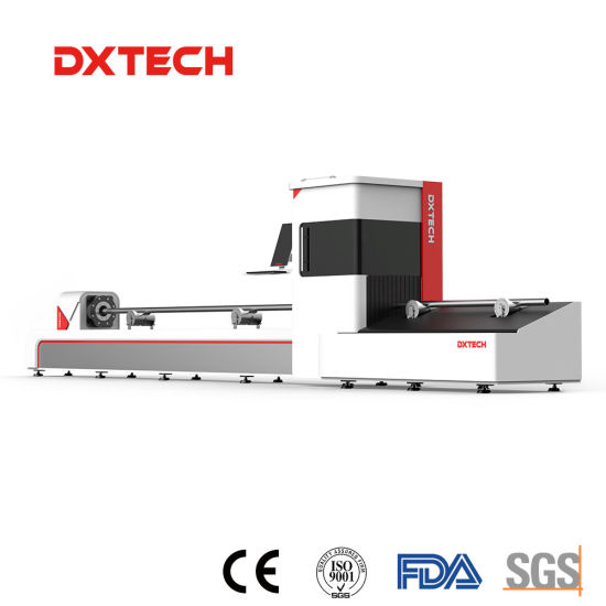 Factory Supplier Quality Assurance Tube Pipe Metal CNC Laser Cutting Machine Price Negotiable for Tube Pipe Carbon/ Stainless Steel Aluminum Brass 1000 W 4000 W