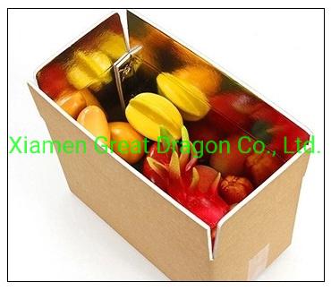 Temperature Controlled Box Aluminium Foil Insulation Cartons (APC003)