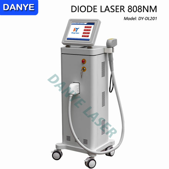 China 808nm 810 Nm Diode Laser Hair Removal Machine Price In
