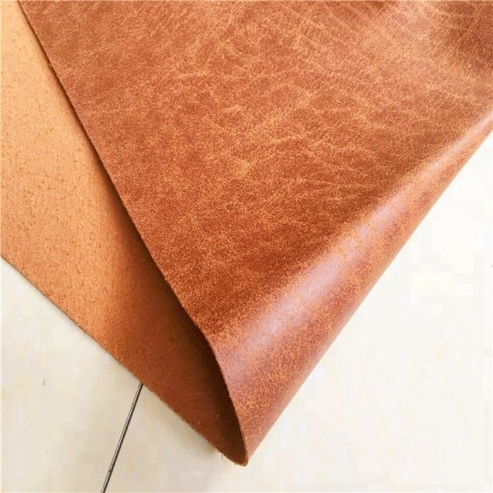 New Eco Friendly Leather Alternative to Traditional Leather <Named Sustainable Natural Leather> pictures & photos