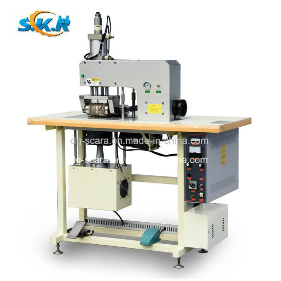 High Speed Without Needle Lace Sewing Machine with Quality Guarantee
