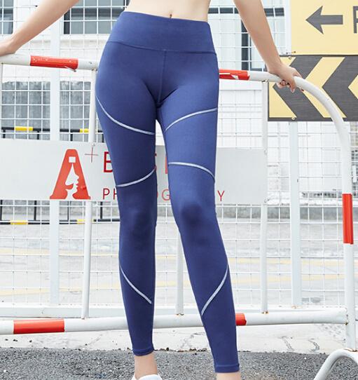 Wholesale Fashion Compression Sports Gym Yoga Wear Leggings Pants