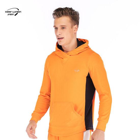 Cody Lundin Custom New Street Running Fitness Hoody Black Sleeveless Sportswear Men Hoodie Tank Top
