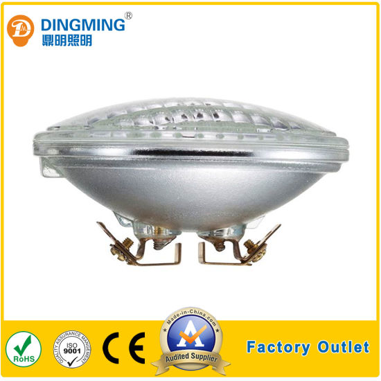 PAR36 Screw Teminal Warm Light Aircraft Halogen Lamp pictures & photos