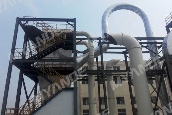 Drying Machine for Starch Drying