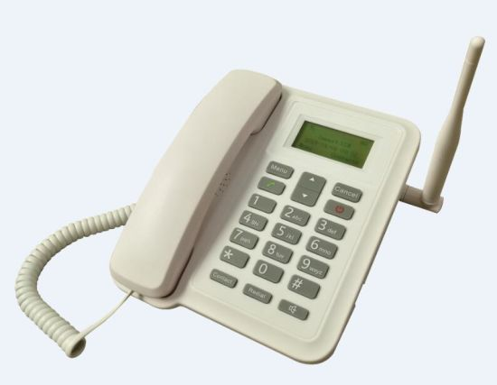 6388 GSM Cordless Phone with SIM Card Slot pictures & photos