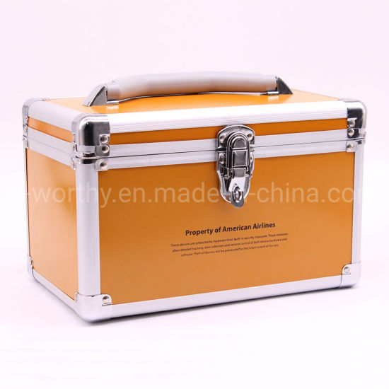 2018 Fashion Craft Aluminum Tool Case Tool Box Tool Kit