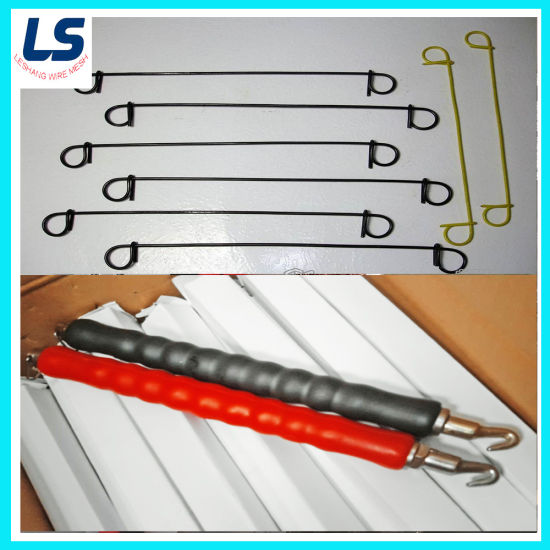 Galanized Double Loopt Tie Wire/Wire Sack Ties