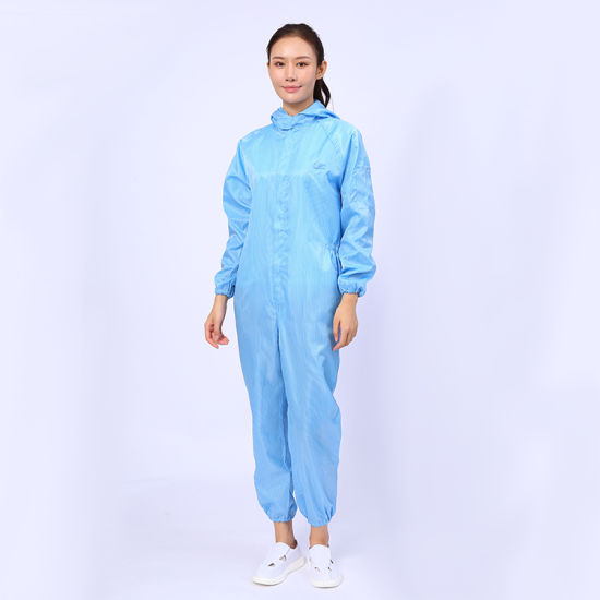 Good Safety Disposable Non-Woven Lab Coat 30g Isolation Coveralls