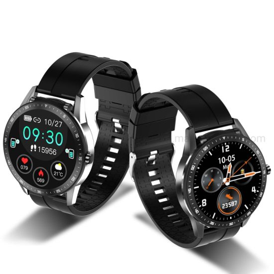 IP67 Waterproof Bt 5.0 Full Touch Heart Rate Monitoring Smart Bracelet with Bt Call X6