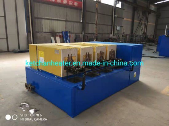 Fast Medium Frequency Induction Hot Forging Equipment for Copper Iron Aluminum Steel