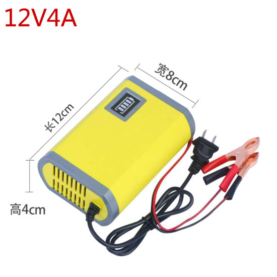 12V4A Wheelchair/Electric Golf-Trolley Adapter Battery Charger Lithium Battery Charger