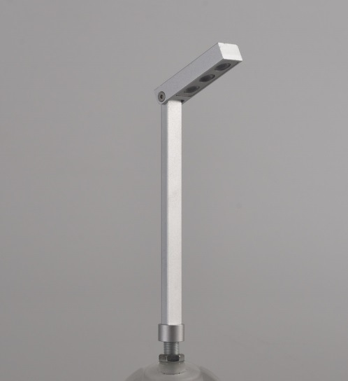 Standing LED Cabinet Light for Glass Window Showcase Use
