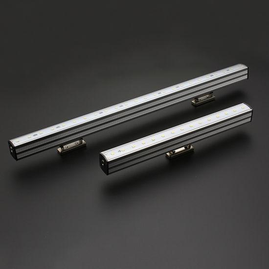Factory Custom Aluminium Rigid LED Motion Sensor Cabinet Light with Magnet Installation