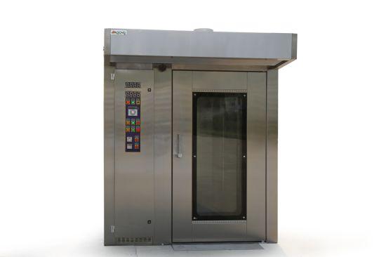 Wholesale Price Bakery Rotary Rack Diesel Oven Machine