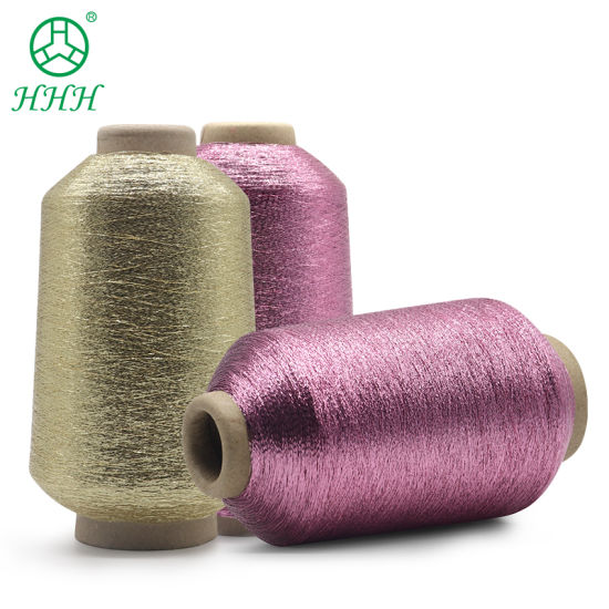 Metallic Thread for Sewing Hand Carf Making pictures & photos