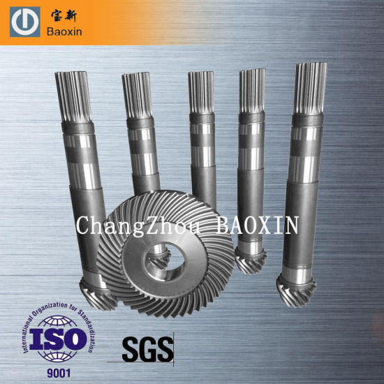 Gearbox Crown Wheel and Pinion