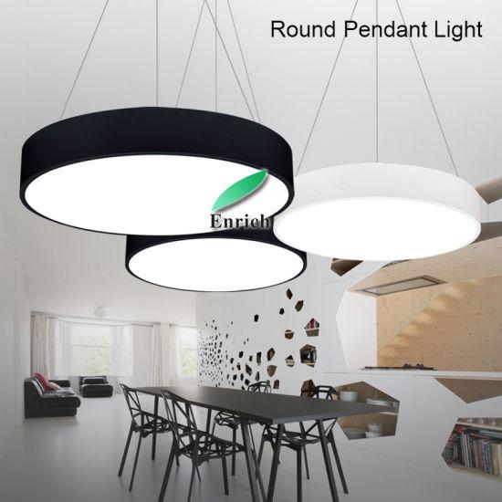 LED Modern Restaurant Pendant Lights Living Room Lamp ...