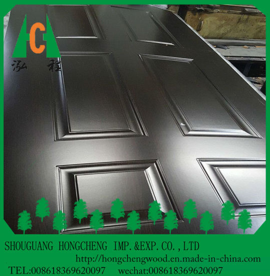 3.0mm High Glossy Melamine Door Skin pictures & photos