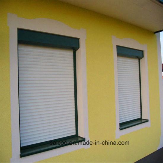 Aluminum Window Cartain Shutter