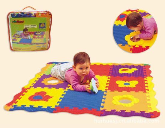 China Baby Eco Friendly Interlocking Eva Foam Floor Mats China