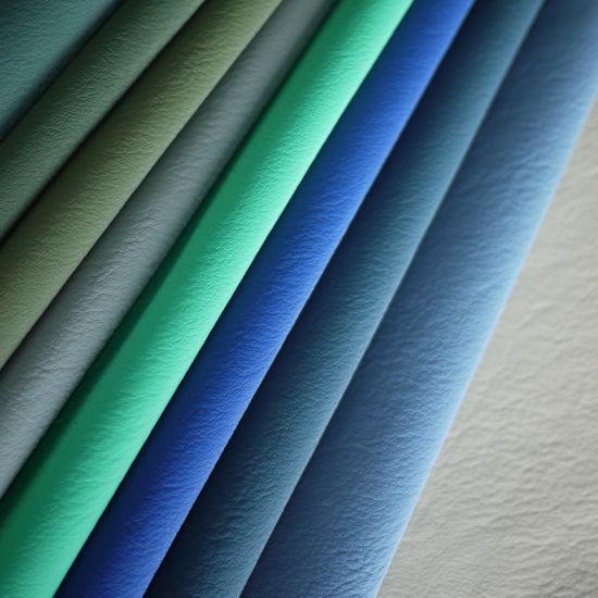 Silk Flannelette Mercerized Velvet Synthetic Garment Leather Striped Velvet PU Clothing Fabric Textile