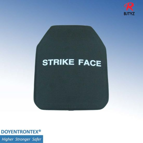 Nij Bulletproof Hard Armor Plate with PE/Ceramics (TYZ-ZF-133SZQ) pictures & photos