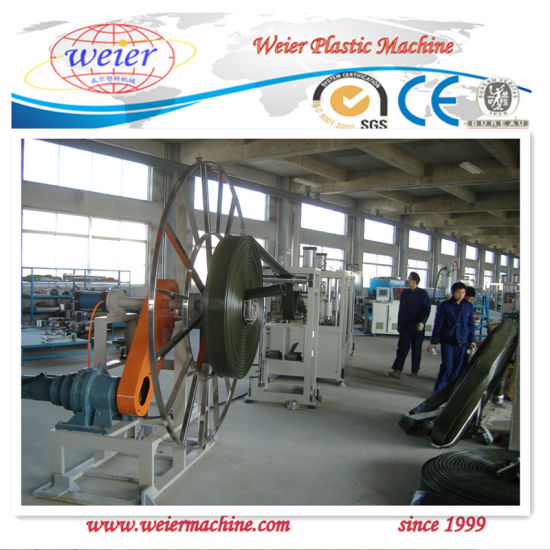 TPU/NBR Tube/Hose/Pipe Extrusion Machine Production Line pictures & photos