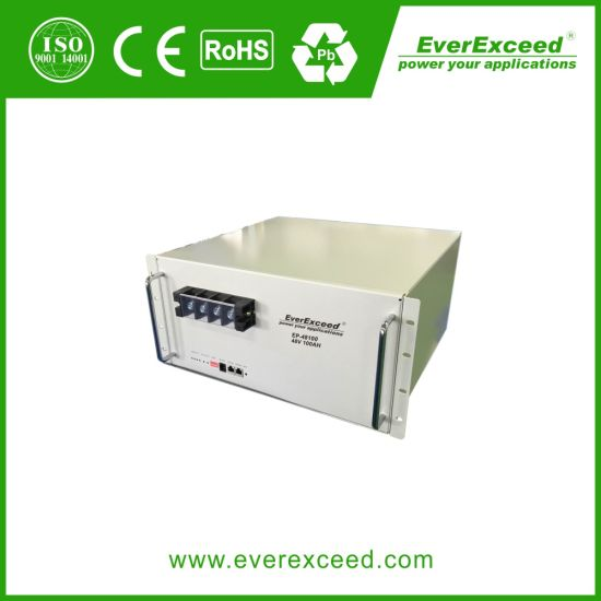 Everexceed Solar 48V200ah Lithium Iron Battery