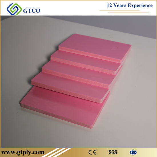 Colored PVC Trim Boards Furniture Board