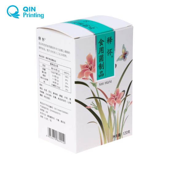 Wholesale Best Price Custom Medical Straight Medicine Pill Paper Packaging Box for Tablet