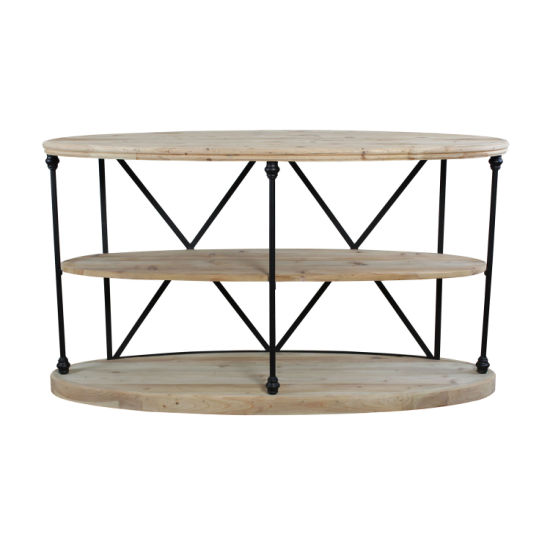 check out 4d708 ed9d8 Industrial Style Hall Hallway Vintage Wood Console Table