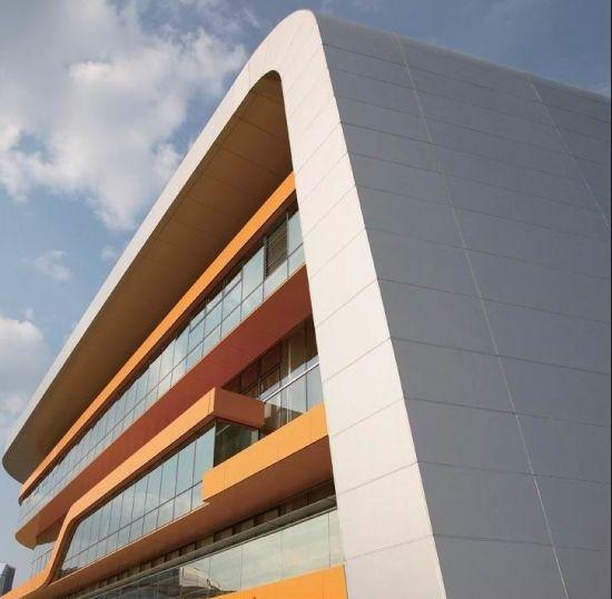 Aluminium Panel for Curtain Wall / Facade Systems