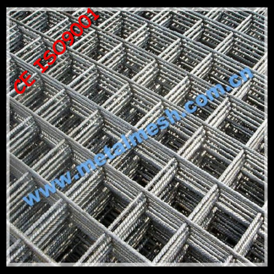 Good Quality Welded Wire Mesh for Concrete Reinforcement pictures & photos