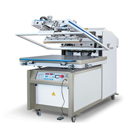 Fb-6090c Flat Bed Paper Label PCB Heat Transfer Silk Screen Printing Machine pictures & photos