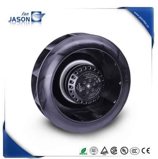 Backward Curved High Performance Centrifugal Fan 220mm (FJC2E-220.44B)