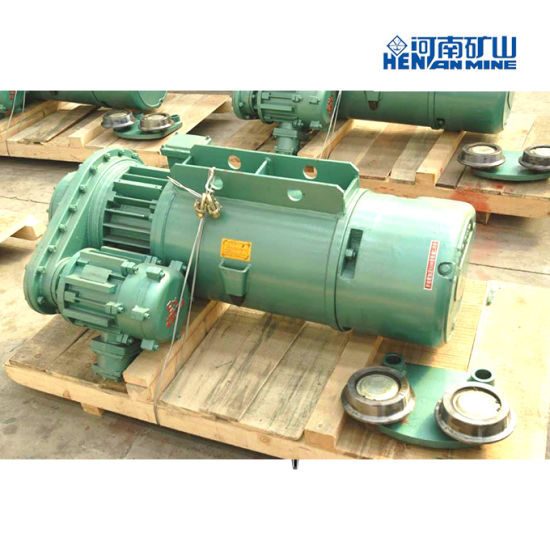 CD Type Electrical Cable Hoist Construction Lifting Electric Wire Rope Hoist