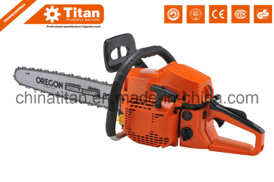 58cc Gasoline Table Chainsaw (TT-CS5800) pictures & photos