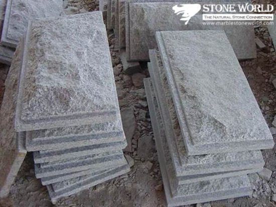 China Relief Grey Granite Tiles for Outdoor Walls CS090 China