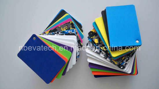 High Quality Multi-Color EVA Foam Block with Different Size