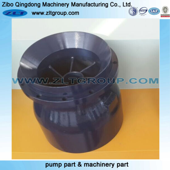 Verticle Turbine Pump Bowl Suction Bowl with Rough Enamelled or Painted Coating for Sand Casting in Cast Iron