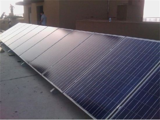 High Quality Solar Panel Solar Cell Solar Module Low Price pictures & photos