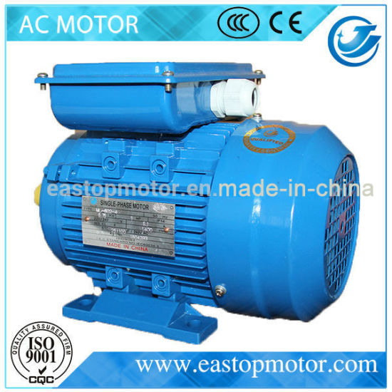 Mc Electric Motor for Machine Tools with Cast-Iron Housing
