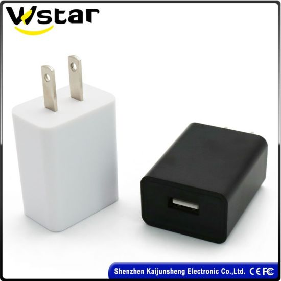 EU/Us/Cn Standard 5V 2A Travel Charger pictures & photos