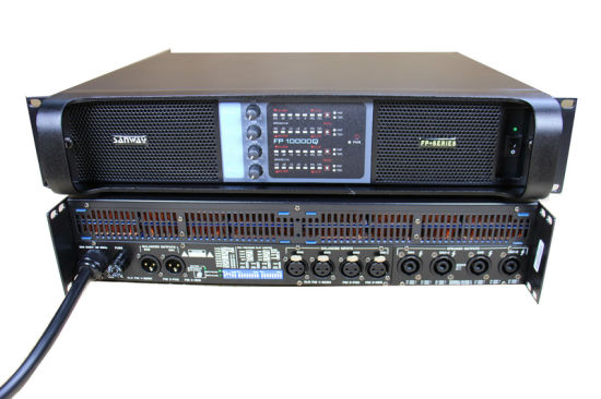 4 CH Stereo Switch Power Amplifier for DJ PA System pictures & photos