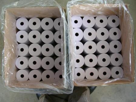 Thermal Paper in Small Rolls pictures & photos