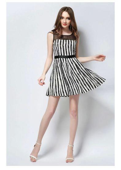China Fashion A Line Short Skirt Office