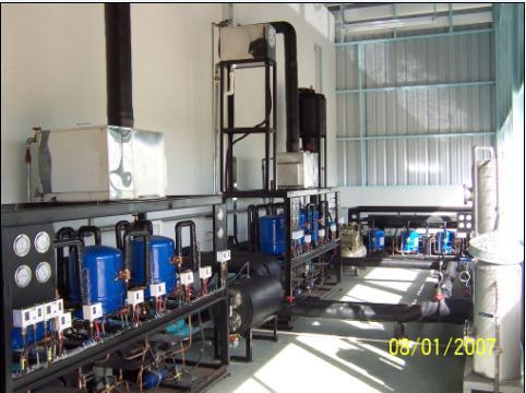 Fan Coil Unit Test Laboratory
