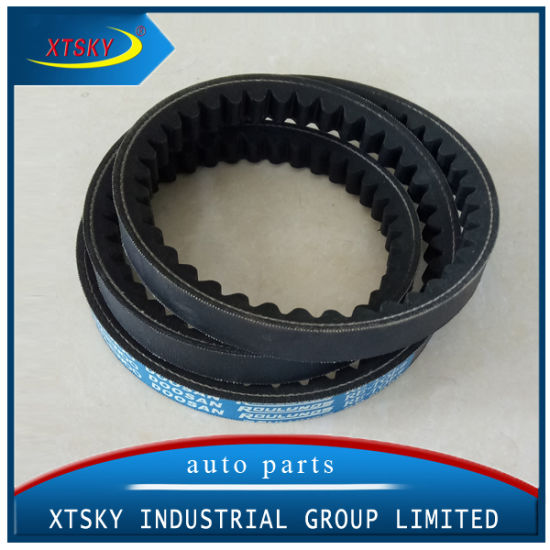High Quality Doosan Roulunos Re-Top Rubber Belt B47 pictures & photos