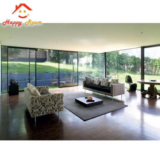 China Hot Sell Modern House Security Aluminumaluminium Glass